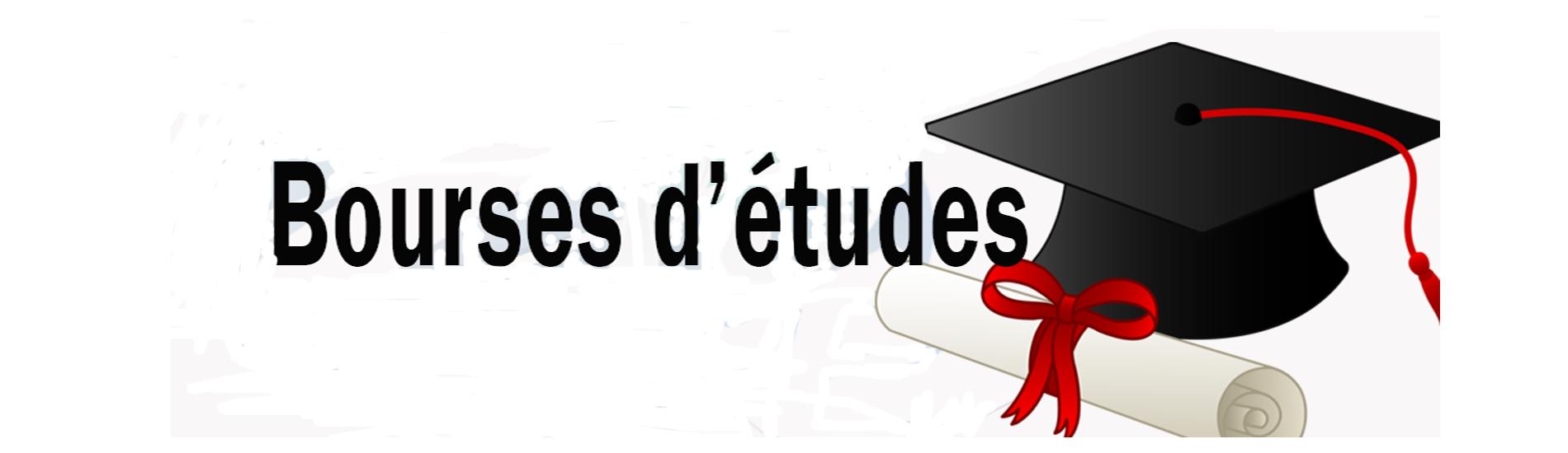 Bourses d'études au titre de l'année universitaire 2019/2020