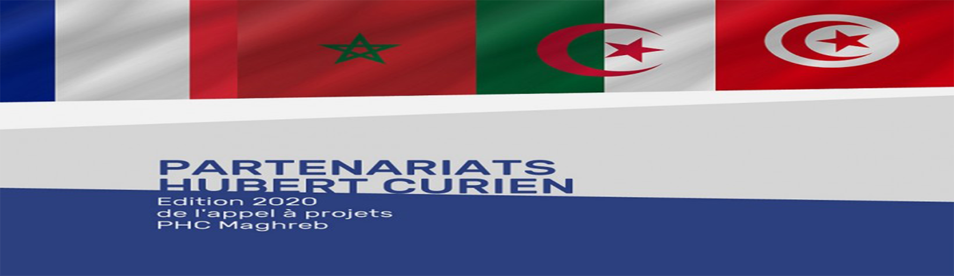 Programme TASSILI 2020 Programme PHC-Maghreb 2020