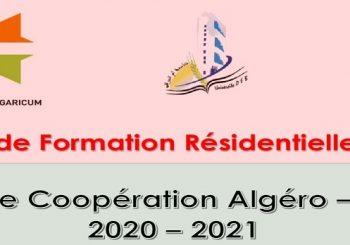 Programme de formation résidentielle à l'étranger (Programme de Coopération Algéro-Hongrois) 2020-2021