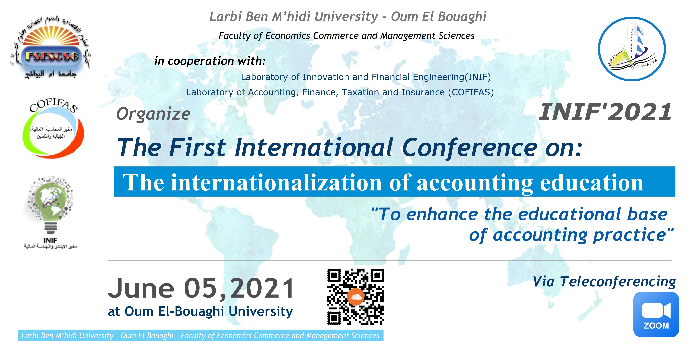 The internationalization of accounting education