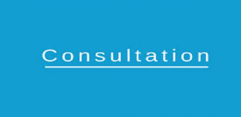 Notice of consultation for the second time Nb° 002/2020