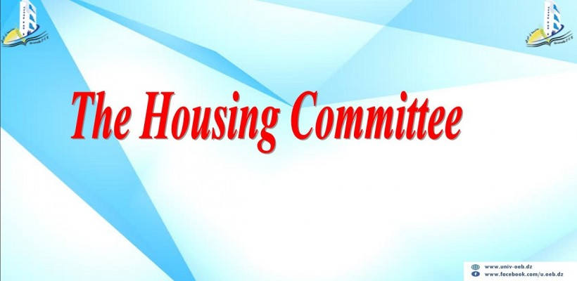 The Housing Committee